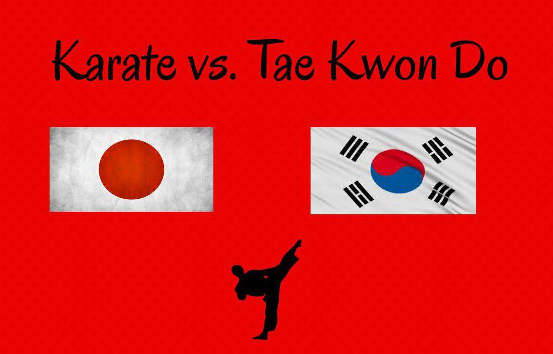 karate vs taekwondo - Ideal.vistalist.co